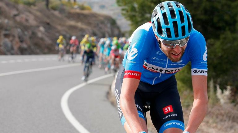 Ryder Hesjedal is looking to rediscover the form that saw him with the 2012 Giro