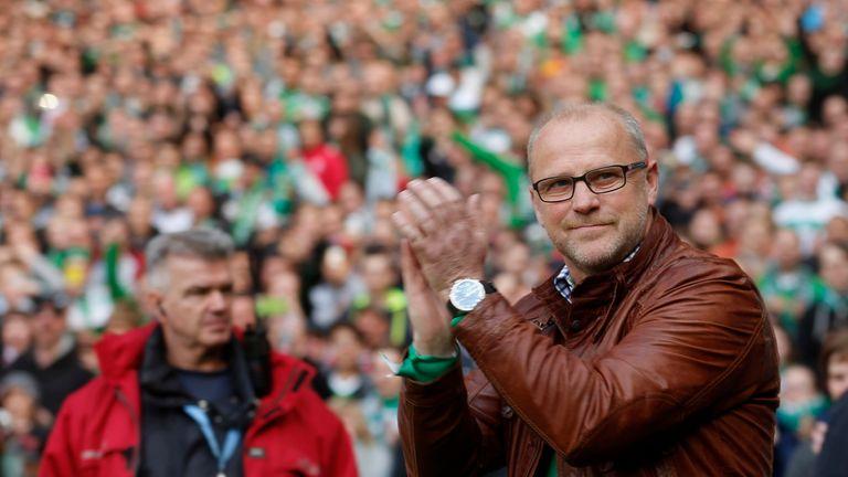 Thomas Schaaf: New Eintracht Frankfurt boss