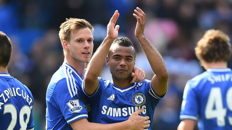 Ashley Cole: Roma believed to be leading chase for him