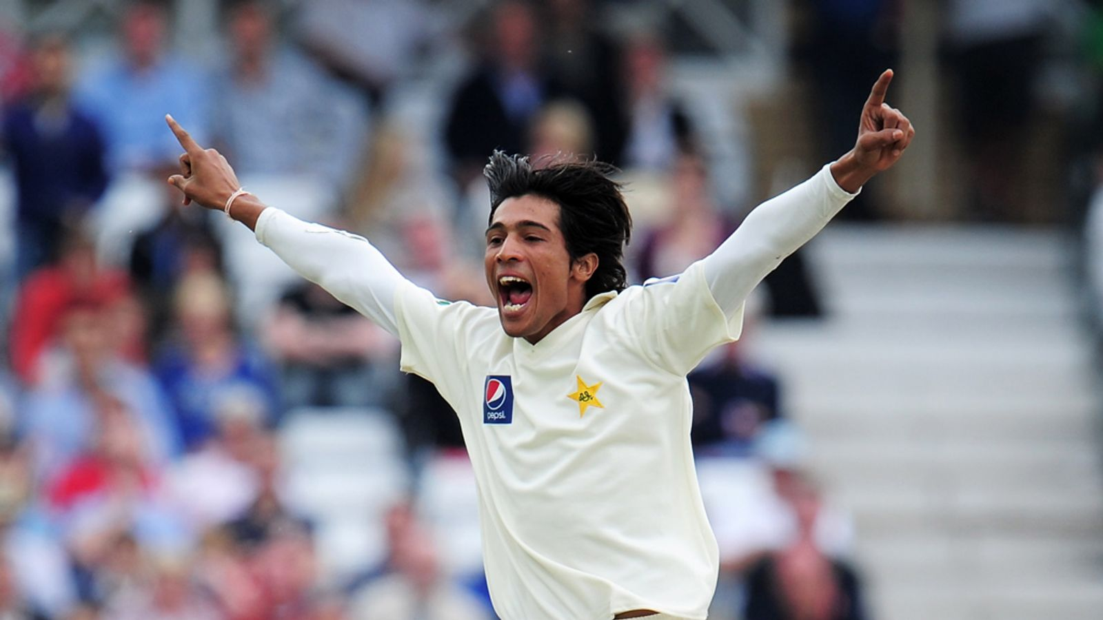 mohammad asif not included by pakistan in squad to play
