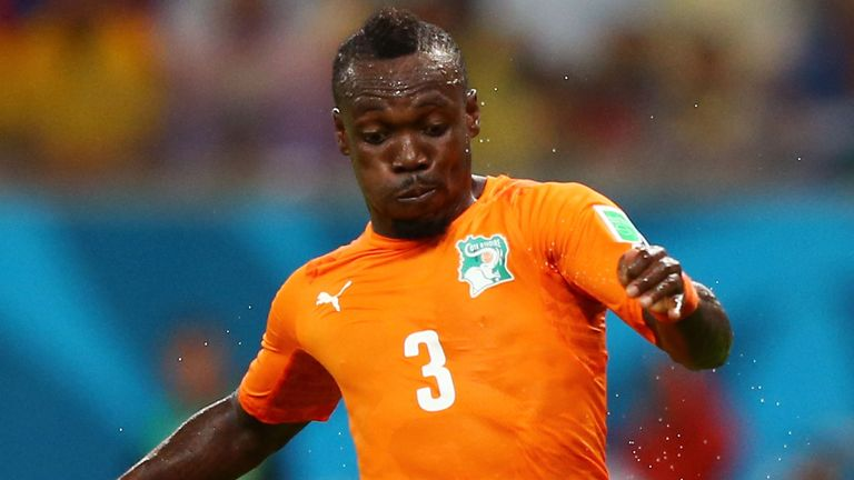 Arthur Boka: Won 83 caps for his country