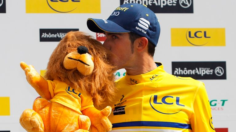Alberto Contador and Froome are the only Tour winners in this year's race