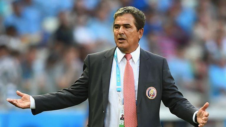 Jorge Luis Pinto: Has quit as Costa Rica coach