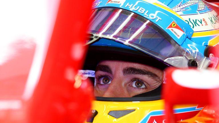 Fernando Alonso: Finished fifth in Austria