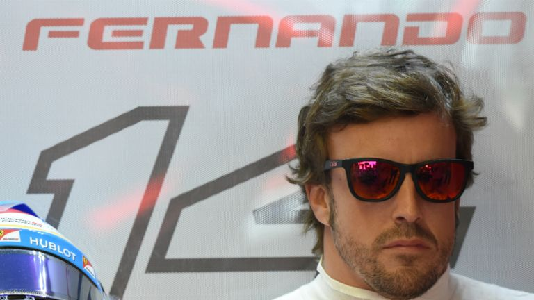 Fernando Alonso still believes he can add to his tally of world titles at Ferrari