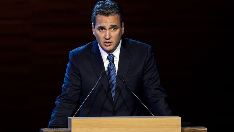 Michael Garcia: FIFA must be more transparant