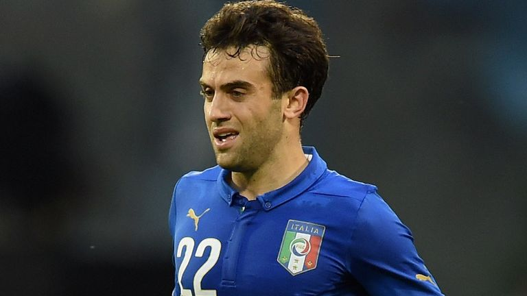 Giuseppe Rossi: Disappointed to miss out again for Italy