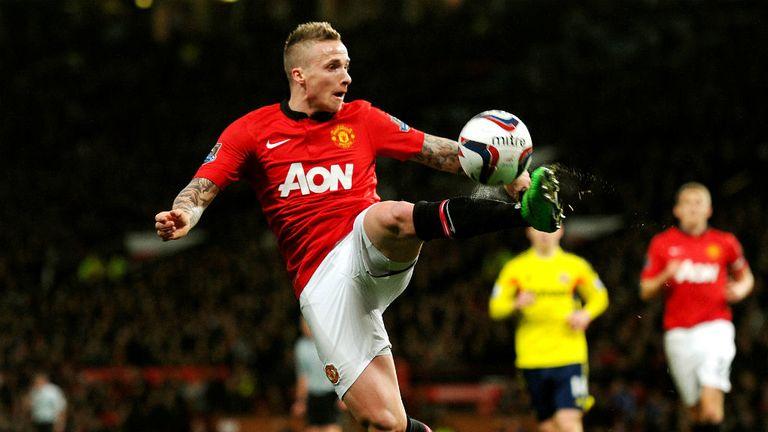 Alexander Buttner Manchester United