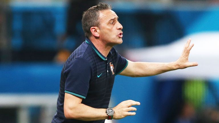 Paulo Bento: Portugal boss concedes his team is in a difficult position