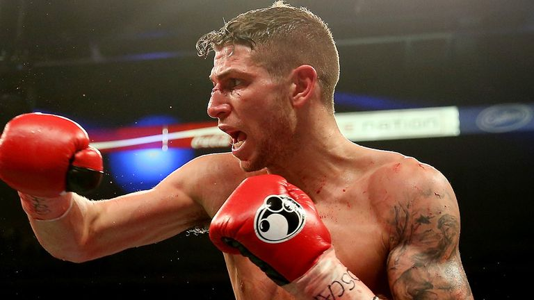 Brian Rose: Was knocked down in the first and third rounds by the reigning champion