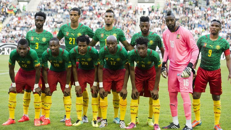 Cameroon: Set to fly to Brazil on Sunday after resolving row
