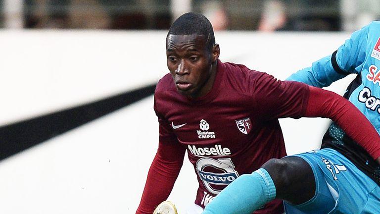 Diafra Sakho was in good form for Metz last season