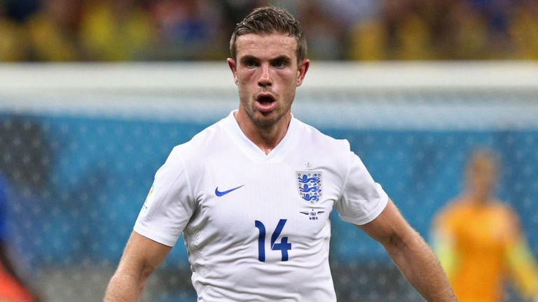 Jordan Henderson; Liverpool vows to learn from England's World Cup heartbreak.