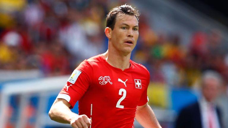 Stephan Lichtsteiner has 98 caps for Switzerland