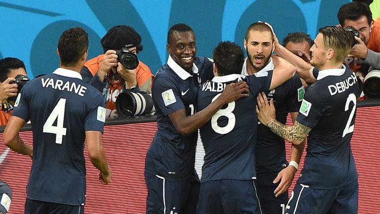 France: Comfortable 3-0 winners against Honduras