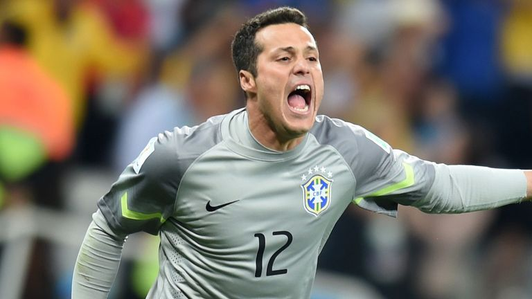 Julio Cesar: Did everything he could to keep World Cup dream alive