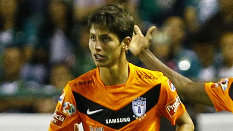 Jurgen Damm: Said to be a target of Chelsea