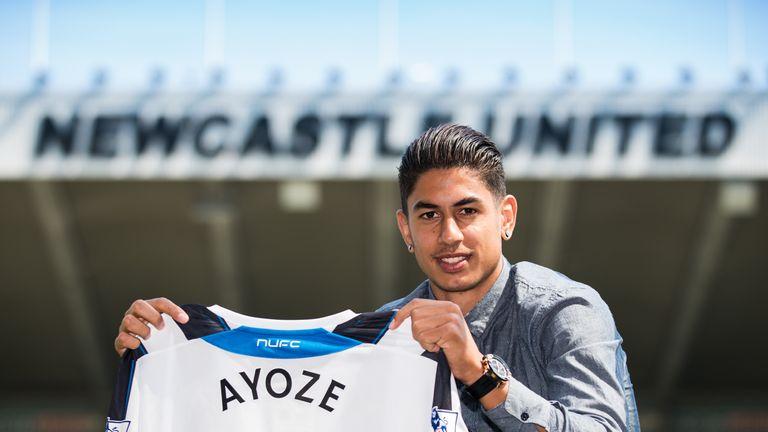 New Newcastle signing Ayoze Perez