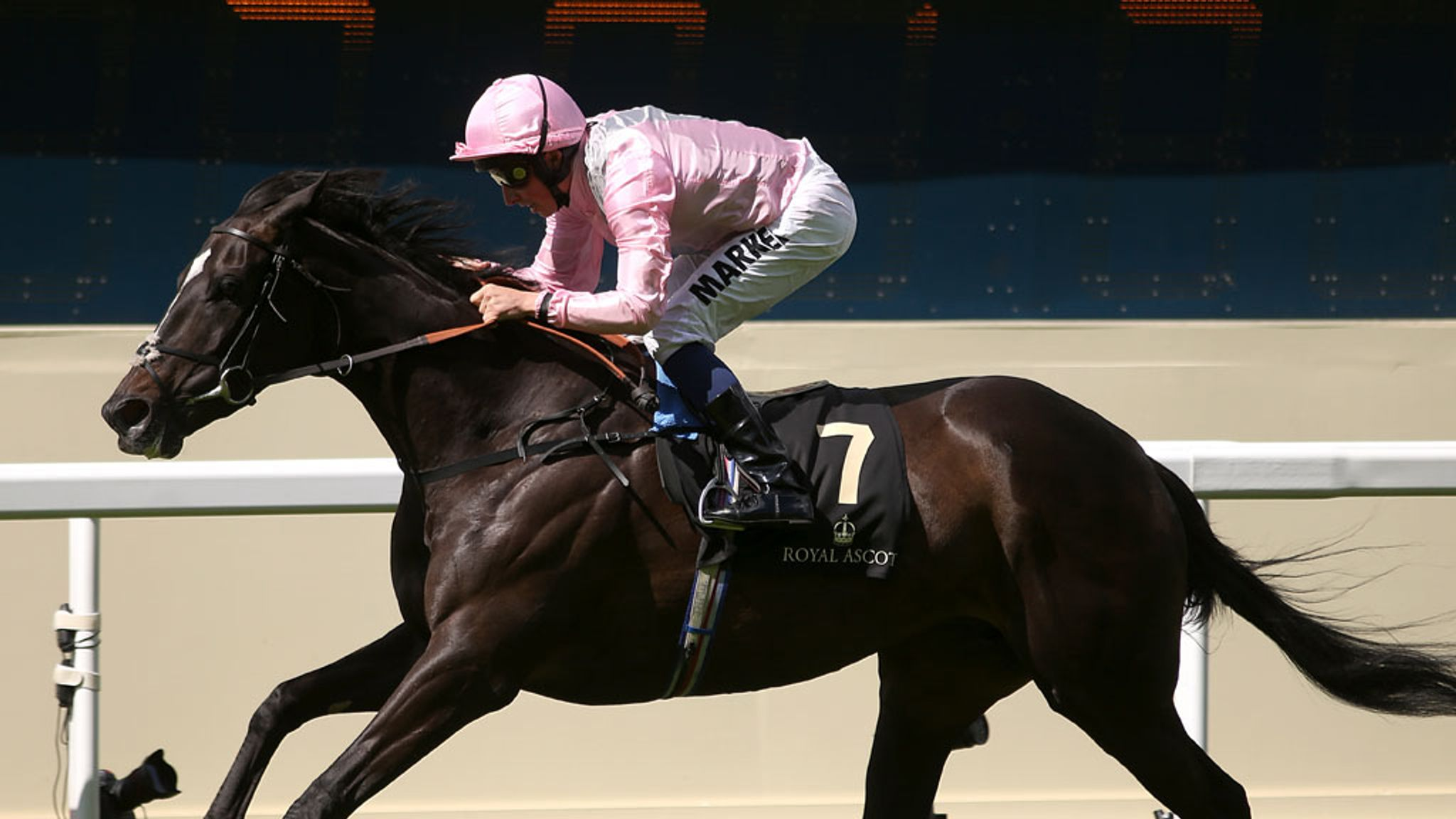 The Fugue features among Nassau Stakes entries
