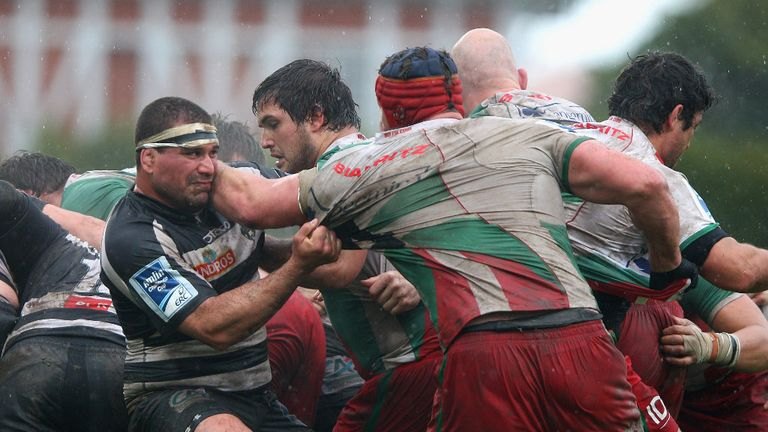 Pablo Henn: Makes the switch to London Welsh