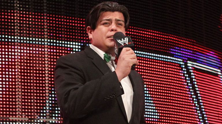Ricardo Rodriguez performed many roles during his stint in WWE