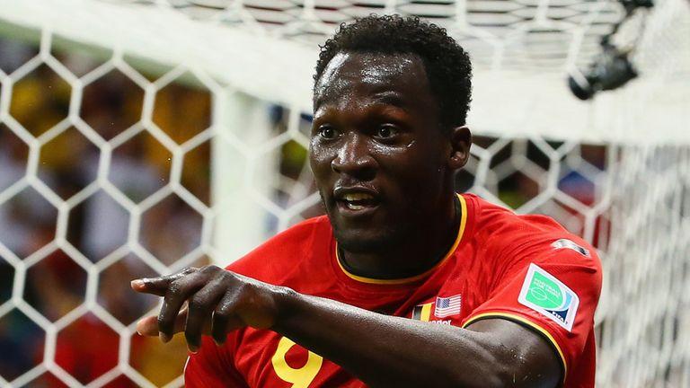Romelu Lukaku: Currently on post-World Cup break