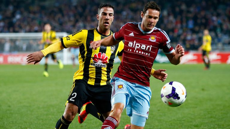 Matt Jarvis: Chased by Manny Muscat