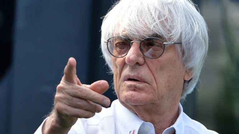 Bernie Ecclestone: The F1 supremo confirmed both Caterham and Marussia will miss the U.S. Grand Prix.