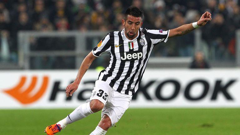 Mauricio Isla: Set to join QPR on loan