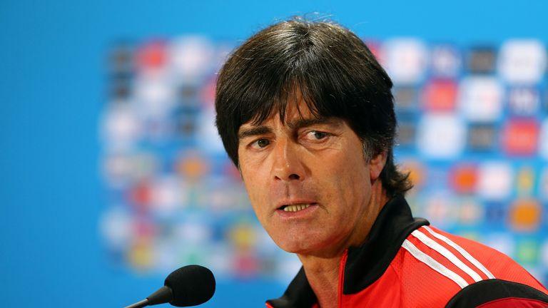 Joachim Low, press conference, Belo Horizonte, pre World Cup semi-final, Brazil v Germany