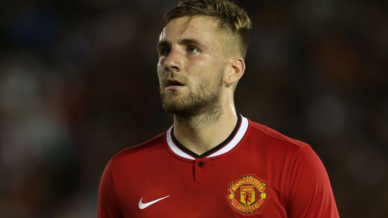 Luke Shaw: Hodgson questioned his fitness