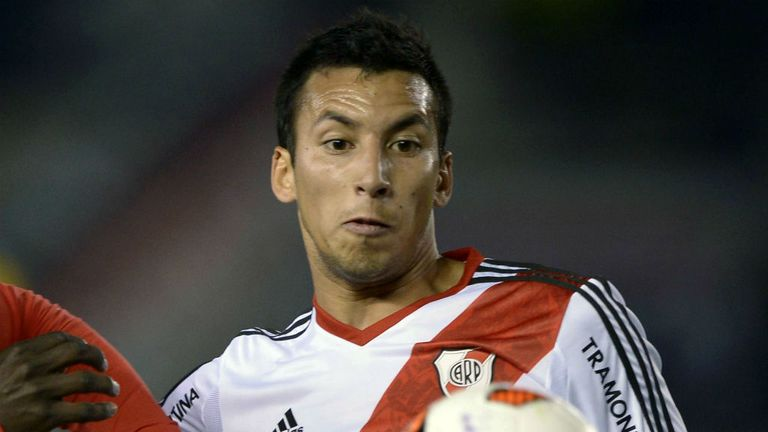 Leonel Vangioni: Settled at River Plate