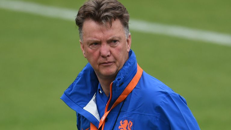 Dutch coach Louis van Gaal is not taking Costa Rica lightly