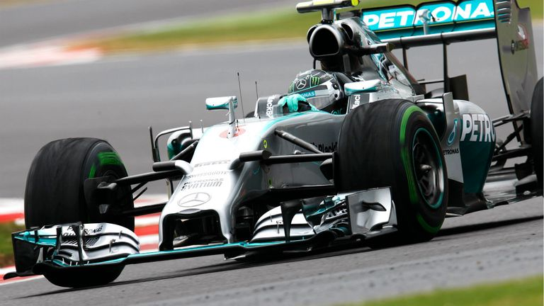Mercedes are believed to have worked harder than most on their FRIC design