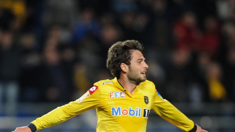 Sanjin Prcic: Pens four-year deal at Rennes