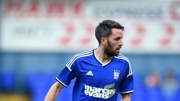 Cole Skuse: Scored the winner for Ipswich
