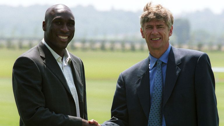 Sol Campbell's Bosman move from Tottenham to Arsenal is perhaps the most high-profile - and successful - free transfer in Premier League history.
