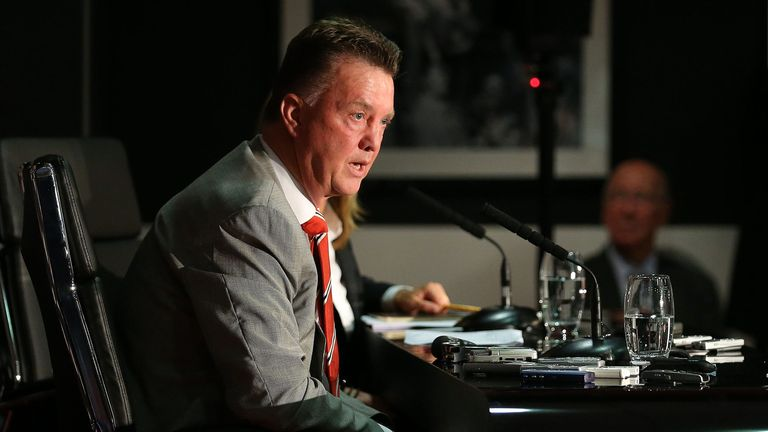 Louis van Gaal: Every player has a chance