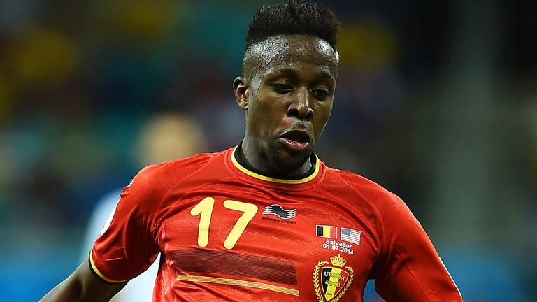 Origi is in the Belgium squad that faces Saudi Arabia in a friendly at the King Baudouin Stadium in Brussels on Tuesday