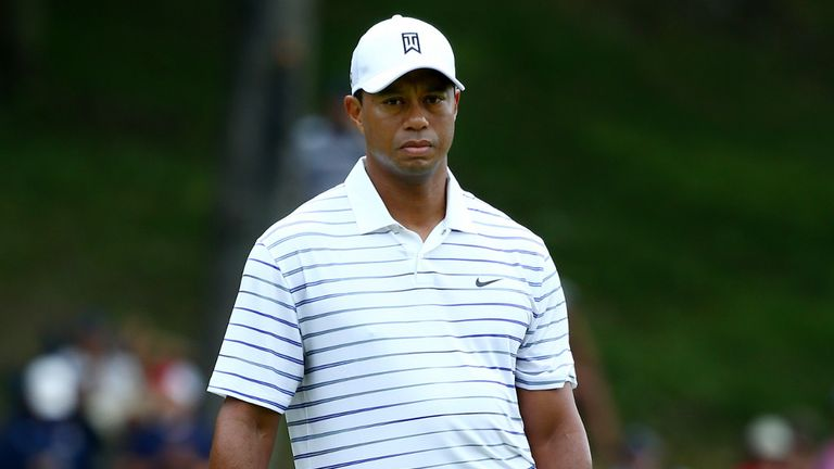 Tiger Woods: Returns from injury next week, but you still can't keep him out of the headlines