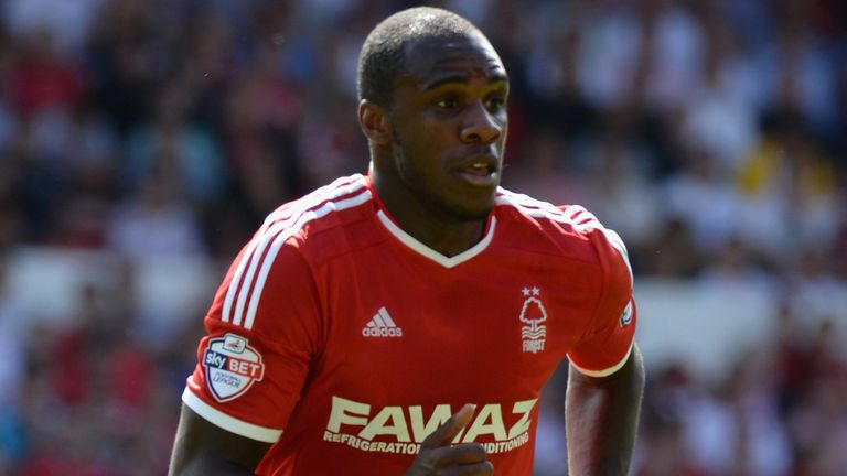 Michail Antonio: Notched double against Reading