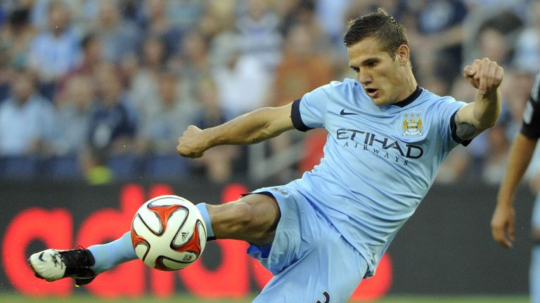 Bruno Zuculini: One of few young players bought by Pellegrini since he took over in 2013