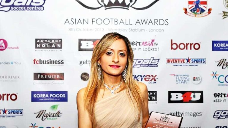Manisha Tailor: Launches FA-backed community scheme