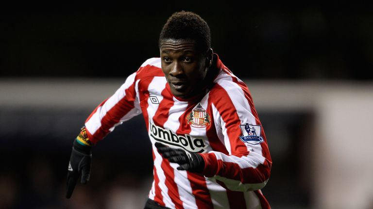 Asamoah Gyan (Rennes to Sunderland for £13m, 2010): One of the club's biggest buys, Gyan scored 11 in 37 before joining a side in the United Arab Emirates.