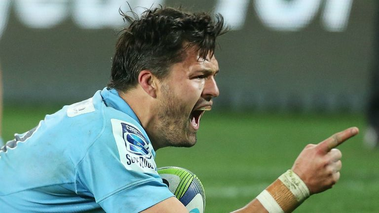 Will Ashley-Cooper be in line for a return to the Waratahs in Super Rugby?