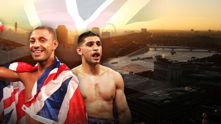 Kell Brook v Amir Khan: is the stand-out fight Glenn wants to see this year