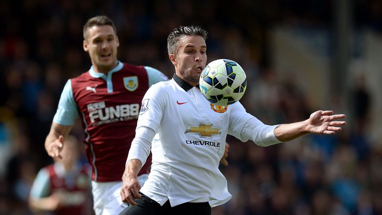 Manchester United face Burnley on Wednesday night