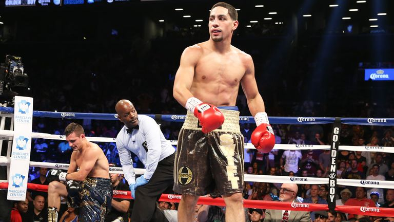 Danny Garcia: Comfortable victory against Rod Salka