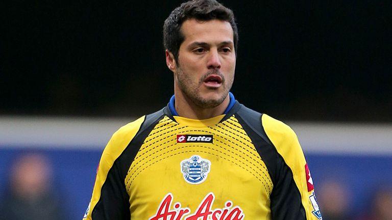 Julio Cesar QPR 2013