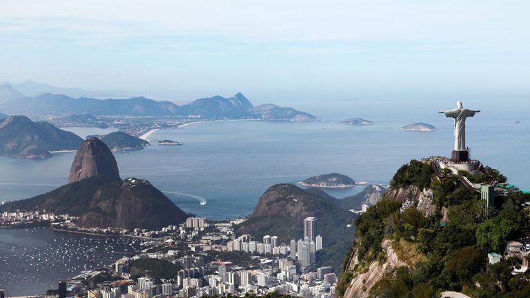 Rio de Janeiro: Venue for the 2016 Olympics